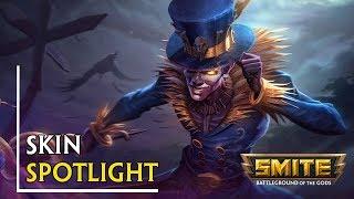 Mastery Baron Samedi Skin Spotlight
