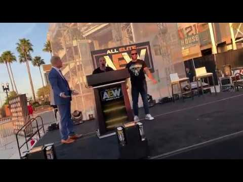 AEW Double or Nothing Live Results: Who Won in Las Vegas