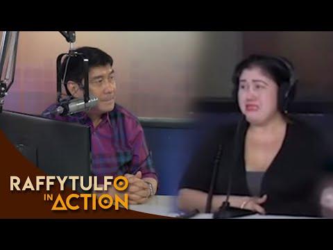 2ND WIFE DUMULOG KAY IDOL RAFFY PARA MAKA-ATTEND SA FUNERAL NG KANYANG PARTNER