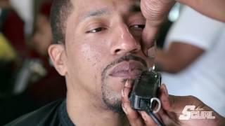 SCurl Barber Spotlight: Antoine Andrews - No Grease Barber Shop