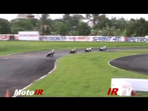 Motorcycle Racing : 2012 MotoIR Race5 Sep30 Carmona