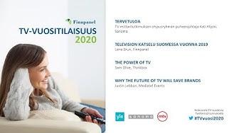 TV-vuosi 2020