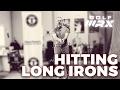 HITTING LONG IRONS | Wisdom in Golf | Golf WRX