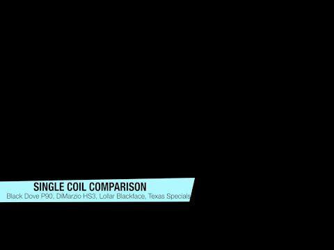 Lollar single coil pickup
