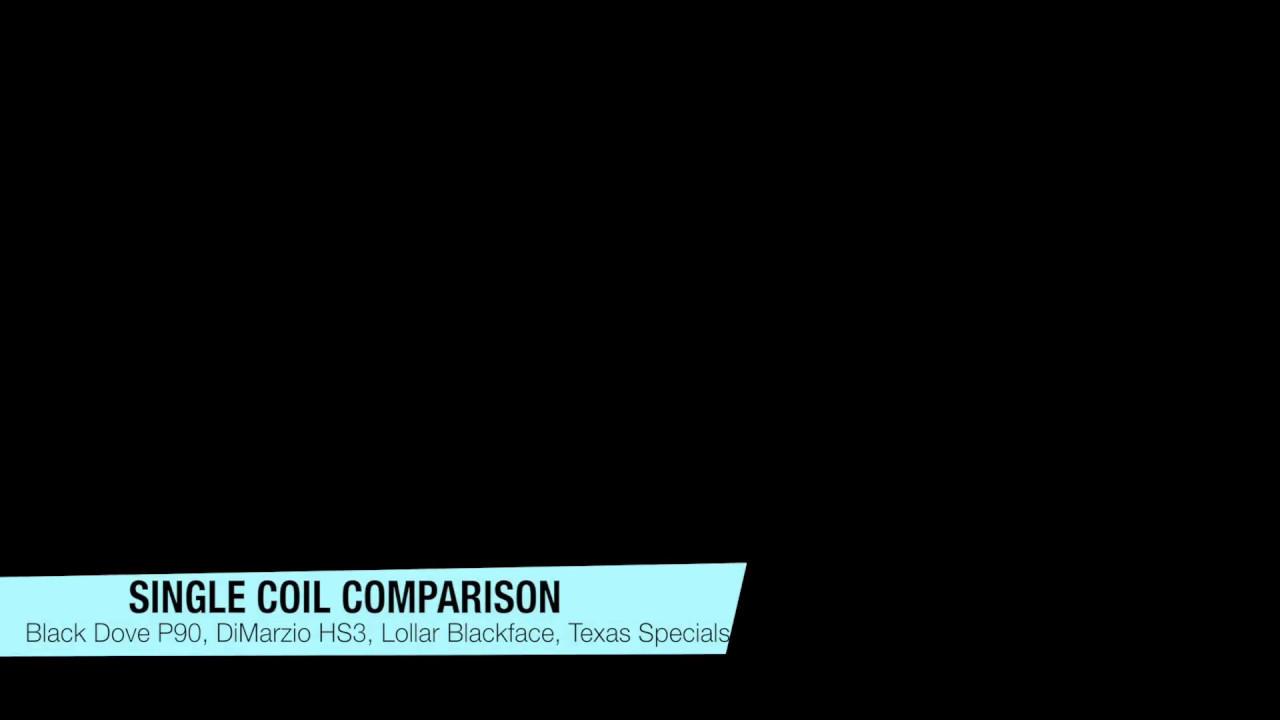 Lollar blackface single coil