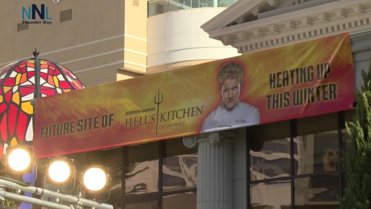 Hells Kitchen Caesars Palace Las Vegas Youtube