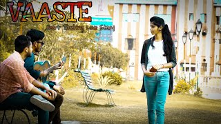 Vaaste - Real Love Story | Dhvani Bhanushali & Nikhil D | Heart Touching Story By SAS Films