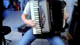 Libertango (simple) - Astor Piazzolla - Accordion Solo