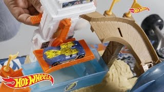 La Pista Fuga dallo Squalo | Hot Wheels
