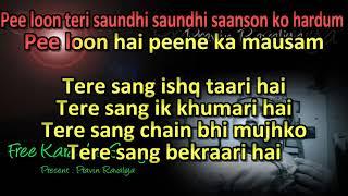 Pee Loon Song Karaoke (once upon time in mumbai)