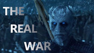 Game Of Thrones || The Real War