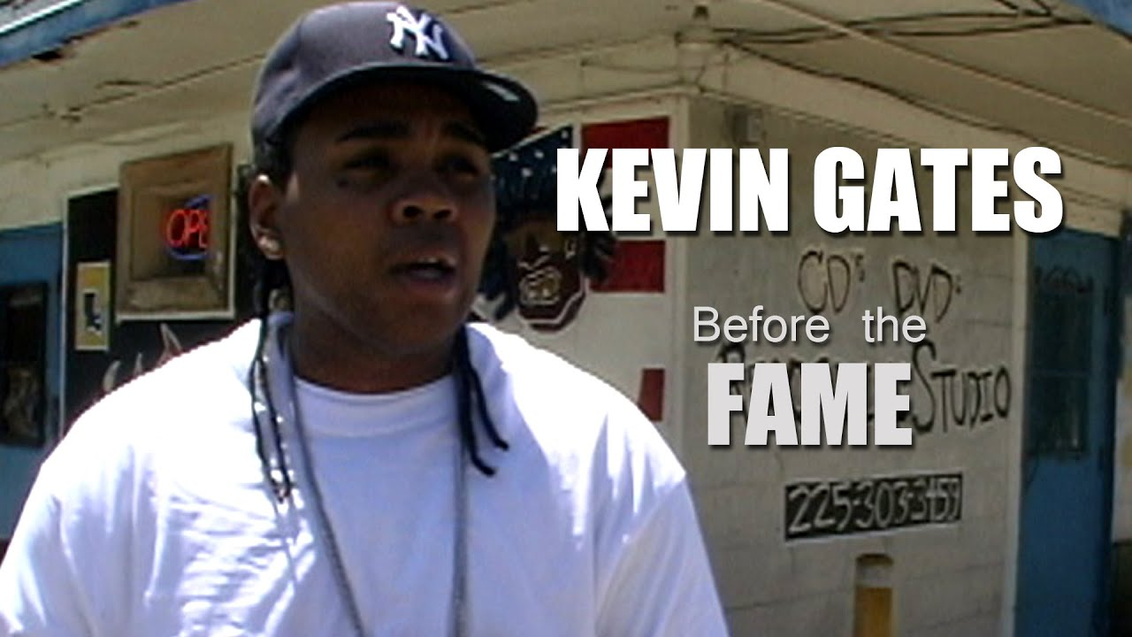 Rare Kevin Gates Interview While He Still Had Locs In Baton