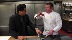 Chef Jason Franey - Canlis Restaurant - Seattle - Hanging with Harris - Small Screen