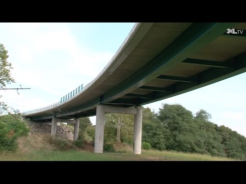 Inauguration du Pont Salvador-Allende