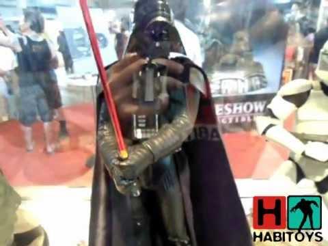 Habi toys Expo Sideshow Hot Toys Dia 4 - Argentina Animate 2011