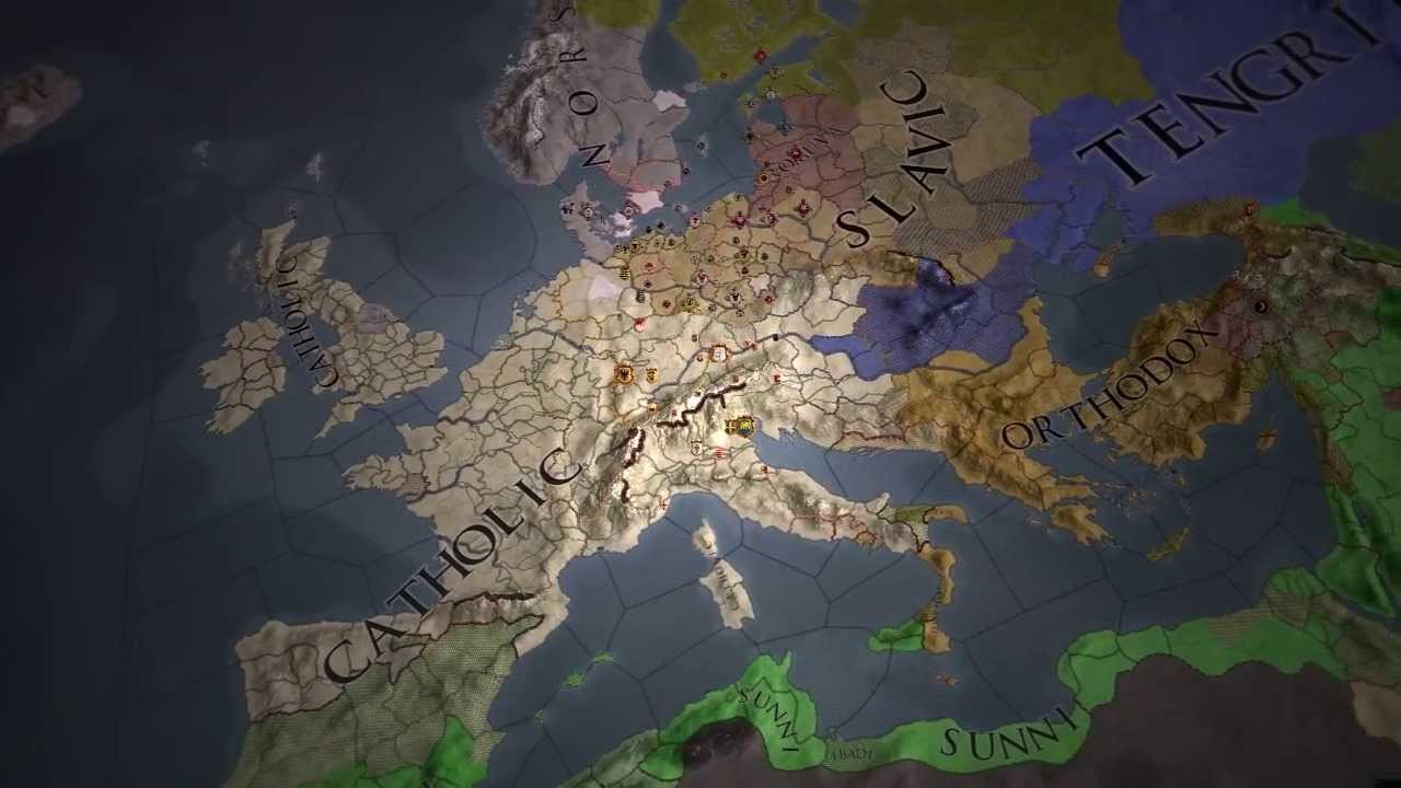 Crusader Kings 2: The Old Gods Review: Vikings And New Start