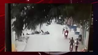Video muestra cómo motorista impactó estudiantes de 15 y 16 años en San Juan