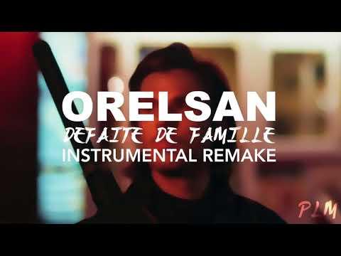 Orelsan - Défaite de famille (Instrumental remake)