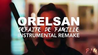 Orelsan D faite de famille Instrumental remake.mp3