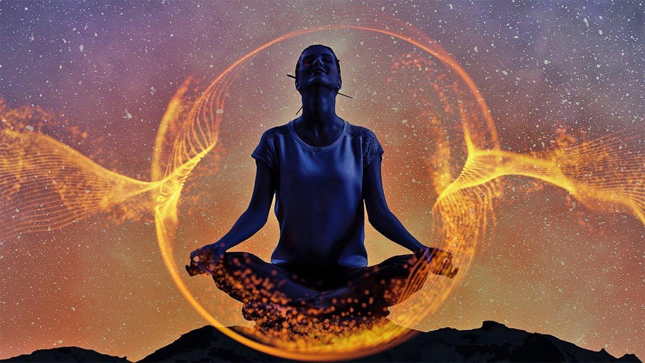 Indian Flute and Tibetan Bowls, Positive Vibrations, Healing Meditation, Yoga Music, Chakra Healing