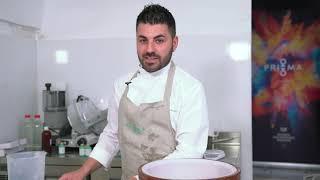 PriMa Food - Mozzarella all'essenza di Basilico Bio. A cura del Maestro Casaro Vincenzo Troia