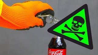SULFURIC ACID VS COCA COLA