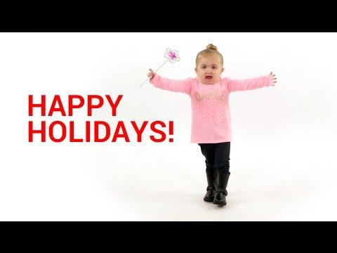 Audrey Nethery sings Holiday Karaoke