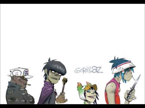 Gorillaz - DARE [Lyrics]