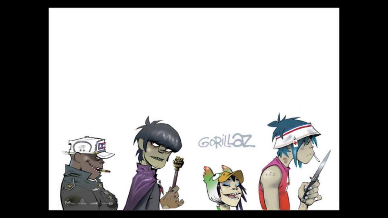 Gorillaz - DARE [Lyrics]
