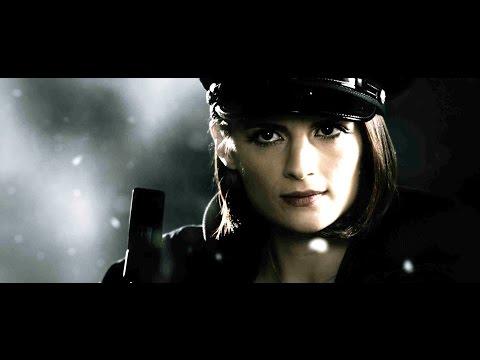 "Stana Katic como Morgenstern en ""The Spirit"" 2008"