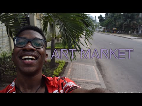 Art In Kinshasa