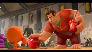"Wreck-It Ralph: ""Game Central Station"" Clip Video"