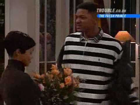 Fresh Prince Of Bel Air Will And Lisa YouTube