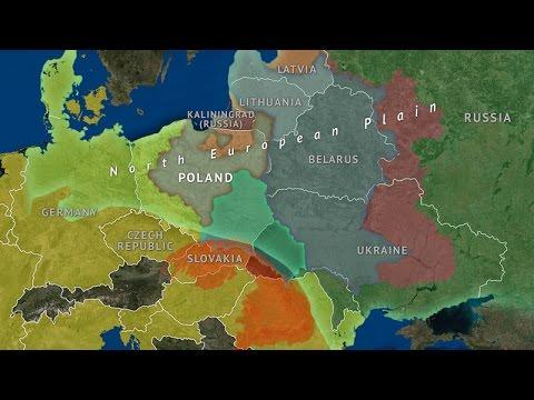 Poland's Geographic Challenge