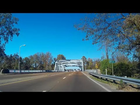 Road Trip #232 - US Highway 49E North - Greenwood to Minter City, Mississippi