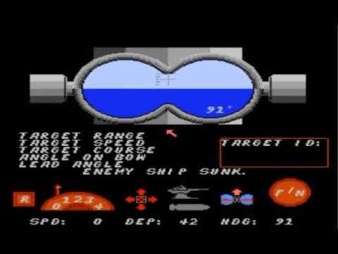 Silent Service Playthrough 2, Part 3 (NES Version) |