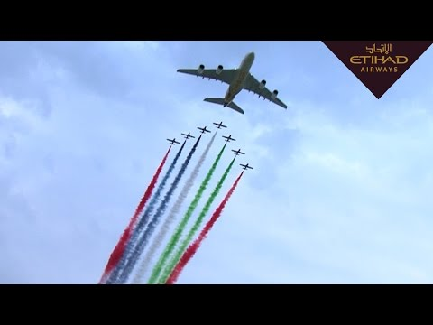 FLYBY - 2015 FORMULA 1 ETIHAD AIRWAYS ABU DHABI GRAND PRIX