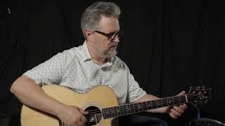 Acoustic Guitar Demo: PRS SE Angelus A60E