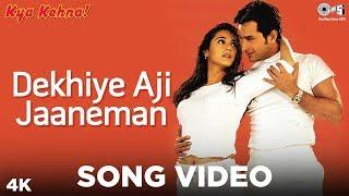 Dekhiye Aji Jaaneman Song Video - Kya Kehna! | Alka Yagnik, Udit Narayan| SaifAli Khan, Preity Zinta