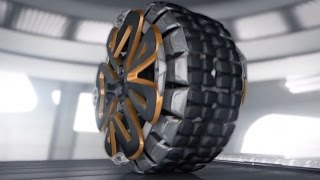 Hankook Tires — The Future Of Tire Design