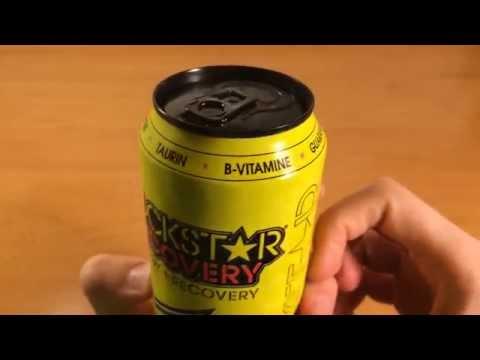 Rockstar Recovery Lemonade Review/Test German/Deutsch HD