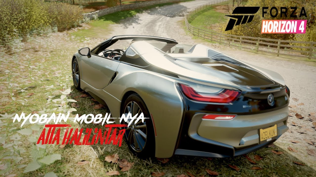 Nyobain Bmw I8 Atta Halilintar Di Forza Horizon 4 Test Race