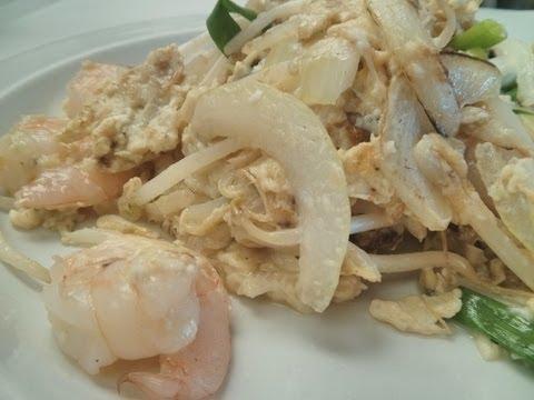 how to make king prawn egg foo young