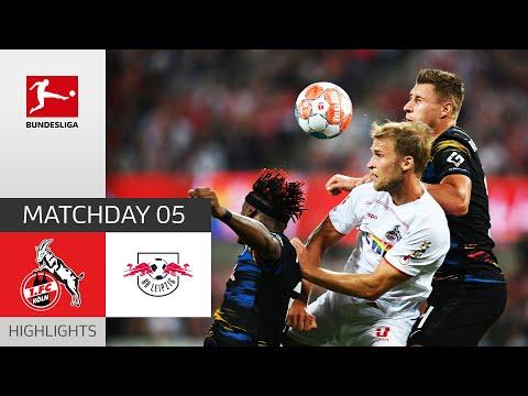 Köln RB Leipzig Goals And Highlights