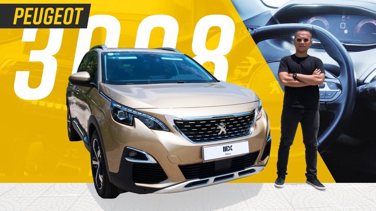 Peugeot 3008 giá 1,2 tỷ – có gì mà đắt hơn Mazda CX-5, Hyundai Tucson?