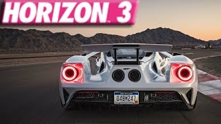 Video Forza Horizon 3 : 275+ MPH Ford GT (2017) Build download MP3, 3GP, MP4, WEBM, AVI, FLV Desember 2017