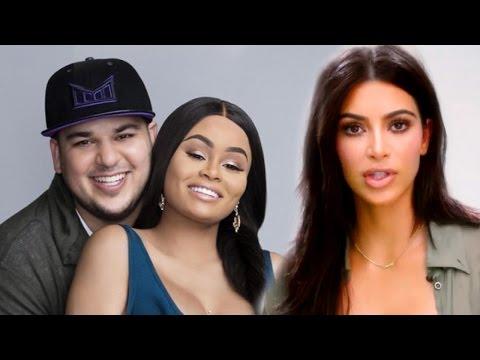 Kim Kardashian Calls Rob and Blac Chyna's Relationship 'Unstable'