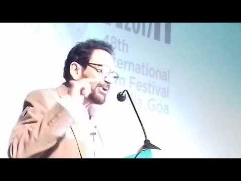 Shekhar Kapur, Film Director, Sushant Singh Rajput, Actor MASTERCLASS