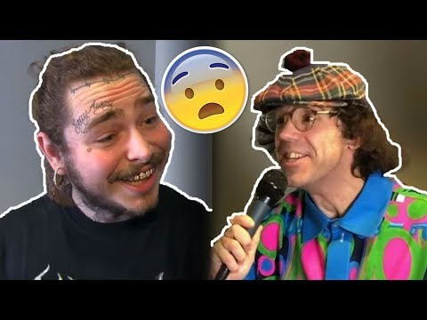 Rappers Mind Blown By Nardwuar Part 2 Compilation