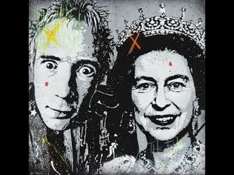 the sex pistols god save the queen subtitulado in New York